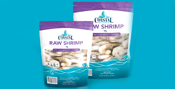 click here to read more about Coastal Seafoods Shrimp