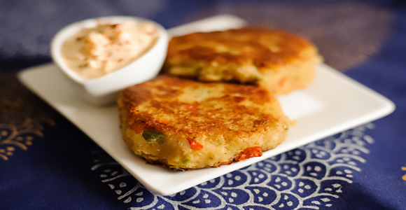 click here to read more about Crab Cakes