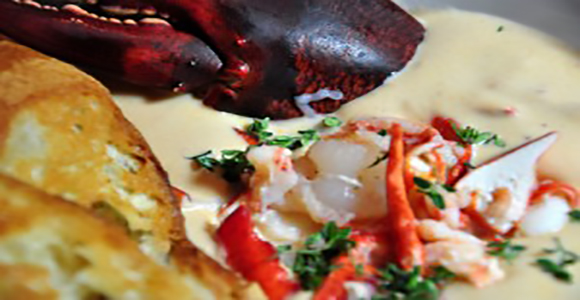 click here to read more about Lobster Bisque