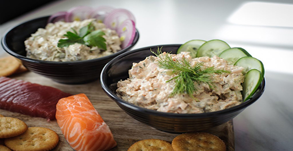 click here to read more about Salmon Dill Salad