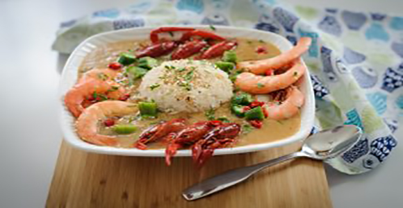 click here to read more about Seafood Gumbo