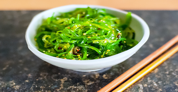 click here to read more about Wakame Seaweed Salad